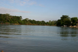 Panoramica del Rio La Pasion