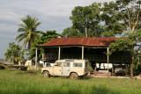 Casa de Construccion Antigua en el Area Urbana