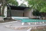 Teatro al Aire Libre en el Parque Central