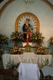 Detalle del Altar Mayor de la Iglesia