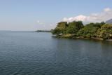 Vista Parcial del Lago de Izabal