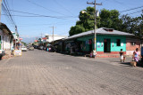 Calle Principal del Area Urbana