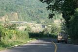 Ruta y Puentes Sobre el Rio Cabuz