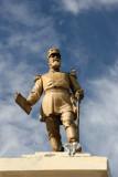 Monumento a Justo Rufino Barrios