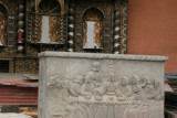 Altar en Piedra de la Iglesia Catolica