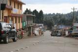 Calle Principal de Entrada a la Poblacion