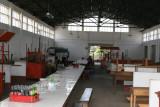 Interior del Mercado Muncipal (areas de comedores)