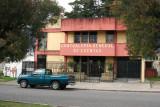 Edificio de la Contraloria de Cuentas