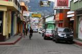 Una de las Calles Comerciales del Centro Urbano