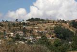 Vista desde la Ruta a la Cabecera