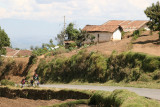 Escena Cotidiana del Area Rural