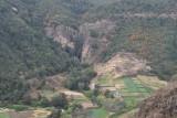 Vista Panoramica de la Catarata del Rio Chuisaquija