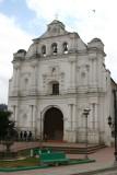 Iglesia Catolica de la Cabecera  (Una de las 7 Maravilla de Guatemala)