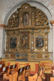 Altar de la Iglesia Catolica