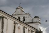 Detalle Posterior de la Fachada de la Iglesia