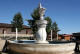 Fuente de la Plaza Central