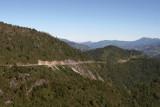 Vista Panoramica de la Ruta desde la Piedra Cap-Tzin