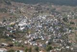 Vista Panoramica del Area Urbana de la Cabecera