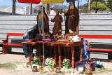 Imagenes en Adoracion Durante la Feria Local