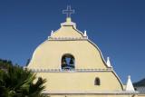Detalle de la Fachada de la Iglesia