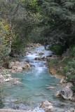 Rio Ocheval en la Ruta Hacia Jacaltenango
