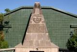 Monumento a Martires en el Parque Central
