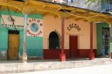 Casas de Construcción Antigua en la Zona Urbana