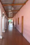 Pasillo del Edificio Antiguo de la Municipalidad