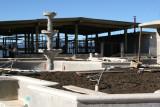Parque Central en Remodelacion (enero 2010)