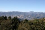Vista del Volcan Tajuculco Desde Esta Cabecera