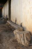 Detalle de Area de Espera de Casa Antigua