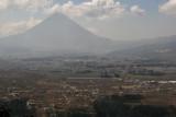 Volcan Santa Maria Visto Desde la Ruta a Esta Cabecera