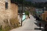 Calle del Area Urbana