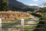 Rio Siguila que al Otro Lado del Puente Cambia a Rio Xequijel