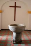 Pila Bautismal de la Iglesia Catolica