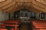 Interior de la Iglesia Catolica