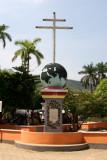 Monumento a Frailes Fundadores de las Verapaces