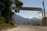 Arco de Bienvenida a la Zona Urbana