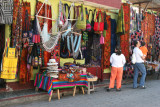 Abundan en la Cabecera las Tiendas de Articulos Tipicos