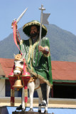 Estatua del Patron Santiago