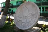 Monumento a la Modelo que Aparece en la Moneda de Q.0.25