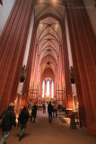Nave Central de la Catedral Cuyos Inicios de Construcion Fueron en el Año 852