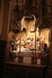 Esculturas en el Interior de la Catedral
