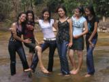 Wet Jeans Girls