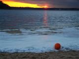 Ball on Beach