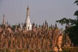 Pagodas by the Dozen