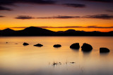 Loch Lomond Sunset.