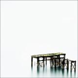 Old Pier. Aberdour.