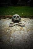 Glamis Kirk Graveyard.