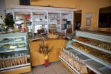 Inside traditional bakery